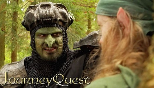 JourneyQuest – Episode Five: Not a Zombie