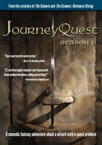JourneyQuest Season 1 DVD