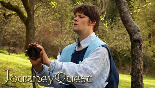 JourneyQuest – Episode Two: Sod the Quest