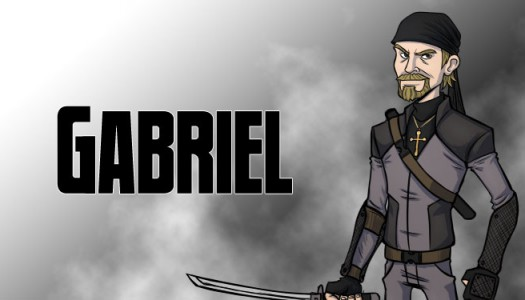 Meet the Hunters: Gabriel